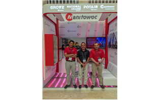 Manitowoc promotes technologies at Colombian event