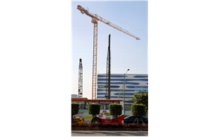 Philippines contractor buys two new Potain cranes