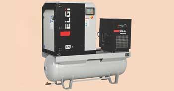 Elgi unveils new air compressor range