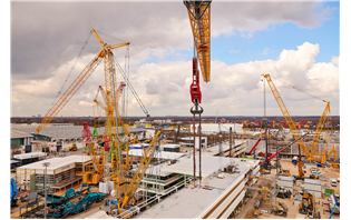 BAUMA bets on bigger and better
