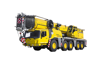 Manitowoc launches three Grove all-terrain cranes at bauma 2019