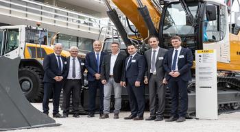 Liebherr bags order for five Generation 8 crawler excavators