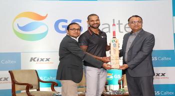 GS Caltex India ropes in Shikhar Dhawan as brand ambassador