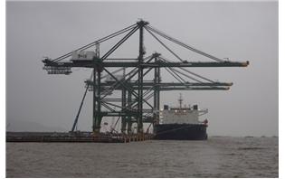 BMCT receives 3 new quay cranes