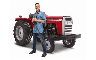 Akshay Kumar to promote Massey Ferguson tractors