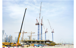 Nurol Construction buys four new Raimondi luffers