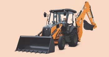 Case 770 Ex Pro Loader Backhoe
