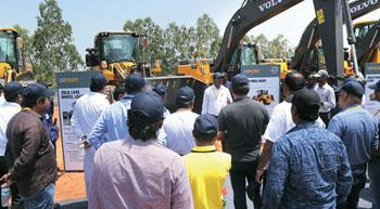 Mega training programme for equipment operators