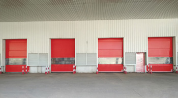 High-performance automation doors