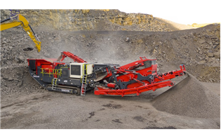 Sandvik launches new impact crusher