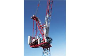 Raimondi Cranes presents heavy luffer