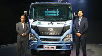 VECV launches India