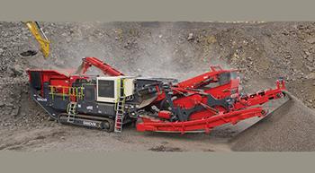 Sandvik launches next generation impact crusher