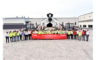 Doosan Bobcat India hosts financiers meet