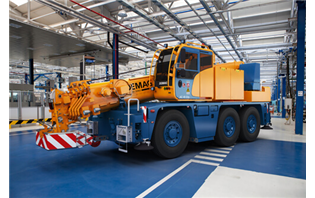 Tadano completes acquisition of Demag Mobile Cranes business