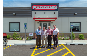 Runnion Equipment opens bigger new facility