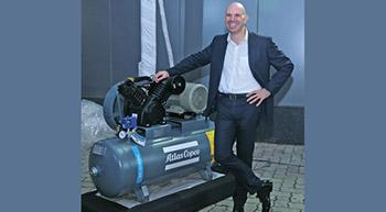 Atlas Copco launches five new air compressors