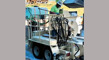 Blastcrete Equipment introduces RS180 Mixer Pump