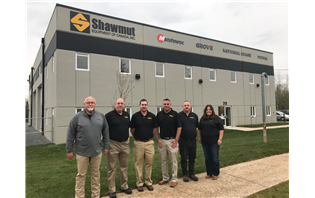 Shawmut Equipment opens new facility in Halifax