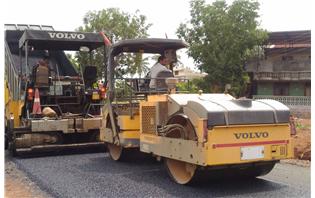 Volvo CE speeding up infra developments in India