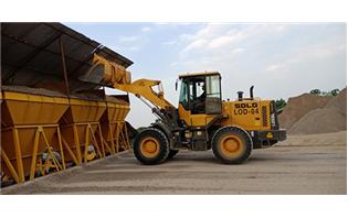 SDLG wheel loader delivers performance efficiency