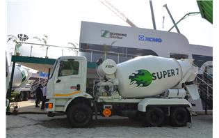 Schwing Stetter launches new concrete truck mixer range