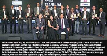 EQUIPMENT INDIA AWARDS 2019