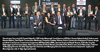 7th Annual Equipment India Awards 2019