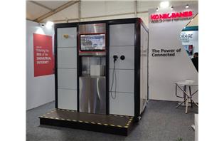 Konecranes launches Agilon material handling solution in India