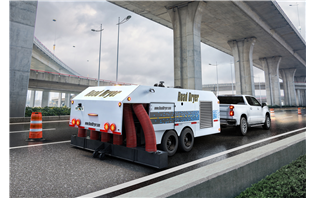 Road Dryer to exhibit pavement-drying units at Conexpo-Con/Agg 2020