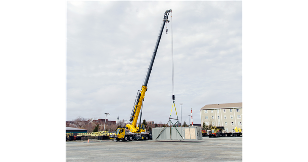 Irving Equipment adds two Grove cranes