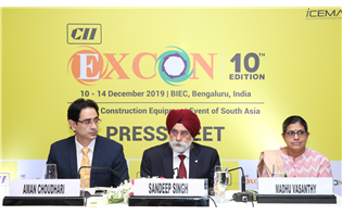 Excon 2019 to demonstrate smart technologies for infra growth