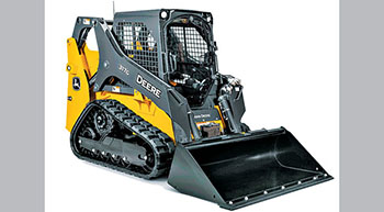 Compact track loaders to maintain growth