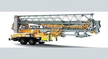Manitowoc launches Potain Hup M 28-22