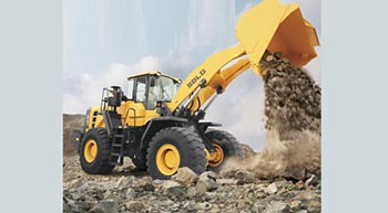 SDLG launches biggest wheel loader yet