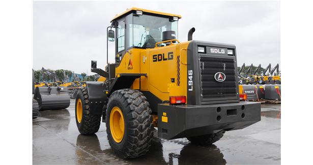 Star Blue Metals adds SDLG wheel loader