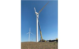 RAR Group puts new Grove GMK6400 on wind farm job