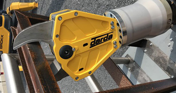 Brokk introduces new multi cutter attachment