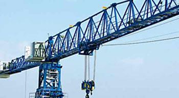 Comansa launches 21CM750 tower crane