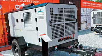 Elgi Equipments launches portable air compressors