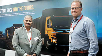 Volvo Trucks is shifting gears and focussing on driving customer success
