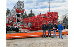 All State appointed Potain self-erecting crane dealer in Michigan