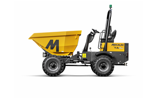 Mecalac introduces TA3SH Power Swivel site dumper