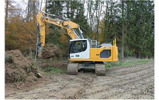 Rokemann buys Liebherr R 924 G8 crawler excavator