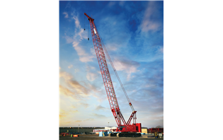 Manitowoc launches new crawler crane