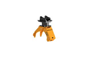 Brokk adds G32 grapple for soft demolition