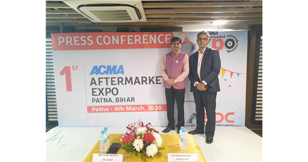 ACMA Aftermarket Expo in Patna