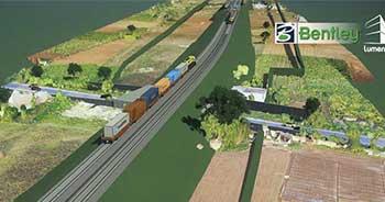 Advance BIM for rail on WDFC