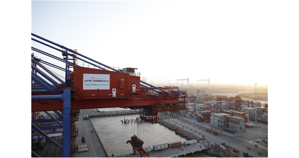 APM Terminals Pipavav offers free container storage service at port