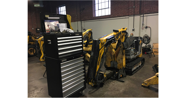 Brokk opens new demonstration and service centre
